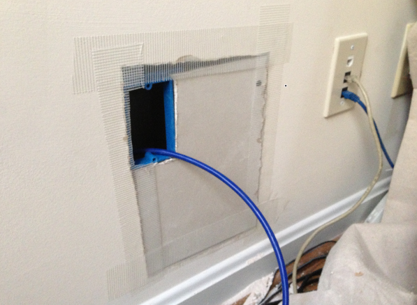 wiring ethernet between floors home automation guru ethernet ports keystone