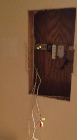 wall-cavity