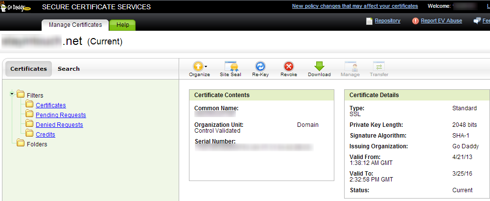 godaddy-download-certificate