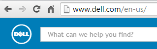 dell-search-box